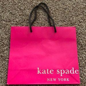 Kate Spade Shopping Bag!!